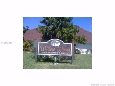 7835 Tam Oshanter Blvd UNIT 7835, North Lauderdale, FL 33068 - MLS#: A10550974