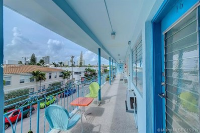 1004 Pennsylvania Ave UNIT 16, Miami Beach, FL 33139 - MLS#: A10551015