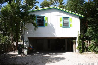 210 Key Honey Lane, Other City - Keys\/Islands\/Car>, FL 33070 - MLS#: A10551035