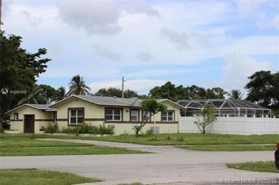 496 W Melrose Cir, Fort Lauderdale, FL 33312 - MLS#: A10551042