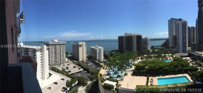 185 SE 14th Ter UNIT 1706, Miami, FL 33131 - MLS#: A10551148