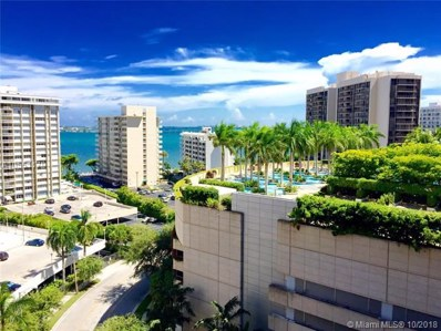 185 SE 14th Ter UNIT 1107, Miami, FL 33131 - MLS#: A10551179