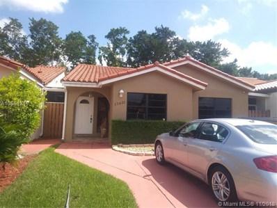 11021 SW 155th Pl, Miami, FL 33196 - MLS#: A10551210
