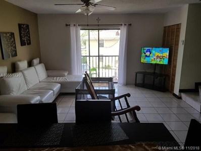 9846 S Hammocks Blvd UNIT 104, Miami, FL 33196 - #: A10551230