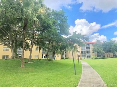 1351 SW 125th Ave UNIT 102S, Pembroke Pines, FL 33027 - MLS#: A10551338