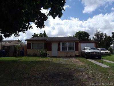 6510 SW 21st St, Miramar, FL 33023 - MLS#: A10551376