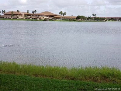 13255 SW 16th Ct UNIT 108K, Pembroke Pines, FL 33027 - MLS#: A10551399
