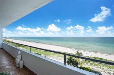5555 Collins Ave UNIT 9H, Miami Beach, FL 33140 - MLS#: A10551473