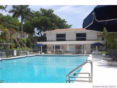 7885 SW 57th Ave UNIT 36D, South Miami, FL 33143 - MLS#: A10551496