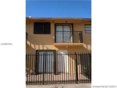 6345 SW 138th Ct UNIT 108, Miami, FL 33183 - MLS#: A10551724