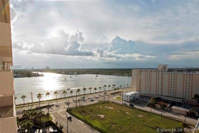 1201 S Ocean Dr UNIT 1404N, Hollywood, FL 33019 - MLS#: A10551887