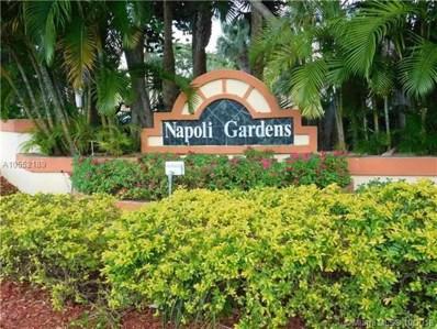 1126 Coral Club Dr UNIT 1126, Coral Springs, FL 33071 - MLS#: A10552189
