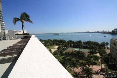 1750 N Bayshore Dr UNIT 1811, Miami, FL 33132 - MLS#: A10552193