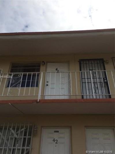 2651 NW 13th St UNIT 45, Miami, FL 33125 - MLS#: A10552202