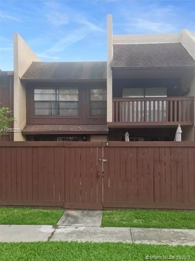 6544 SW 114th Pl UNIT E76, Miami, FL 33173 - #: A10552255