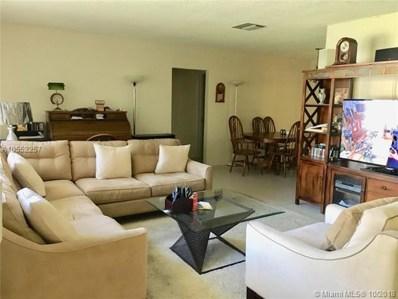 4634 NW 44th St, Tamarac, FL 33319 - MLS#: A10552257