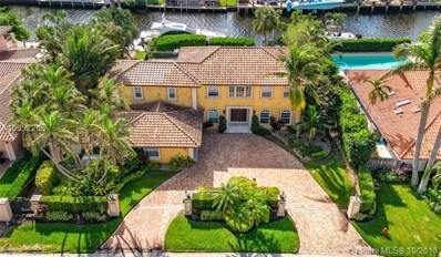 16 Pelican Dr, Fort Lauderdale, FL 33301 - MLS#: A10552265