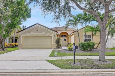1509 Meadows Blvd, Weston, FL 33327 - MLS#: A10552377
