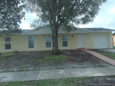 10870 SW 154th St, Miami, FL 33157 - MLS#: A10552410