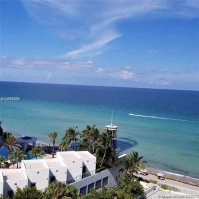 3505 S Ocean Dr UNIT 909, Hollywood, FL 33019 - MLS#: A10552438
