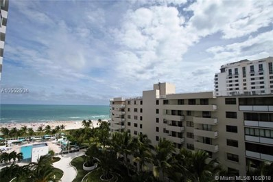 100 Lincoln Rd UNIT 917, Miami Beach, FL 33139 - MLS#: A10552604
