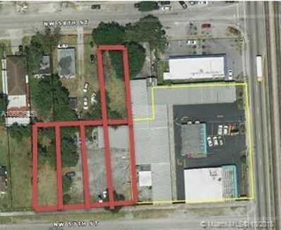 5700 NW 27th Ave, Miami, FL 33142 - MLS#: A10552625