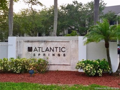 11225 W Atlantic Blvd UNIT 202, Coral Springs, FL 33071 - MLS#: A10552703