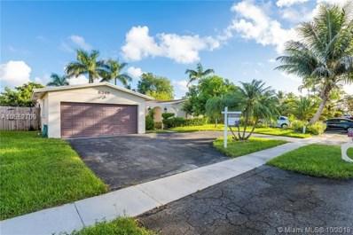 9349 NW 23rd St, Pembroke Pines, FL 33024 - #: A10552709