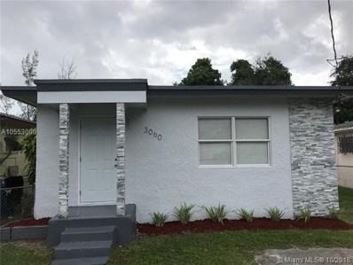 3060 NW 55th St, Miami, FL 33142 - MLS#: A10553000