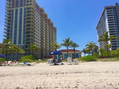 2080 S Ocean Dr UNIT 303, Hallandale, FL 33009 - MLS#: A10553003