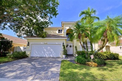 18659 SW 15th St, Pembroke Pines, FL 33029 - #: A10553057