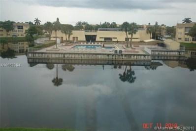 8130 Sunrise Lakes Blvd UNIT 306, Sunrise, FL 33322 - MLS#: A10553394