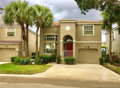 182 NW 117th Ave, Coral Springs, FL 33071 - MLS#: A10553401