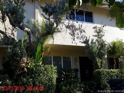 313 Oregon St UNIT 0, Hollywood, FL 33019 - MLS#: A10553429