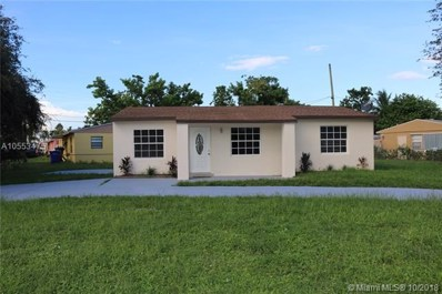 2419 Fletcher St, Hollywood, FL 33020 - MLS#: A10553475