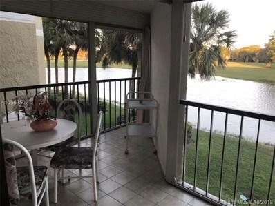 16100 Golf Club Rd. UNIT 209, Weston, FL 33326 - MLS#: A10553502