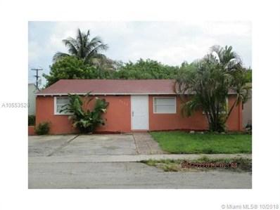 2137 Monroe St, Hollywood, FL 33020 - MLS#: A10553528