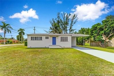 1700 NW 179th Ter, Miami Gardens, FL 33056 - #: A10553590