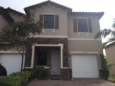 11671 SW 150th Pl UNIT 11671, Miami, FL 33196 - #: A10553611