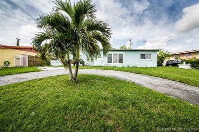 19810 NW 12th Ave, Miami Gardens, FL 33169 - MLS#: A10553640