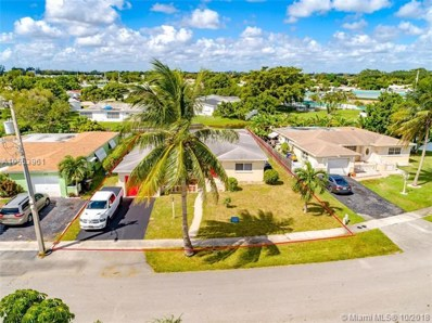 4199 NW 48th Ave, Lauderdale Lakes, FL 33319 - MLS#: A10553961