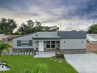 2340 N 56th Ter, Hollywood, FL 33021 - MLS#: A10553989