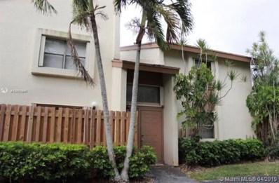 11490 SW 109th Rd UNIT 30F, Miami, FL 33176 - MLS#: A10553995