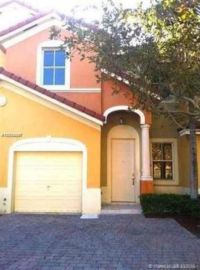8448 SW 166th Pl UNIT 8448, Miami, FL 33193 - #: A10554097