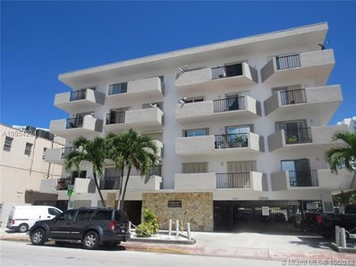 6965 Harding Ave UNIT 403, Miami Beach, FL 33141 - MLS#: A10554224