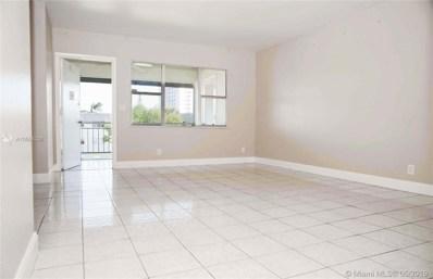 270 Layne Blvd UNIT 305, Hallandale, FL 33009 - MLS#: A10554238