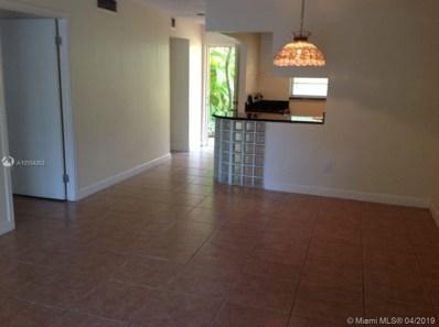 7915 Camino Real UNIT N-116, Miami, FL 33143 - #: A10554263