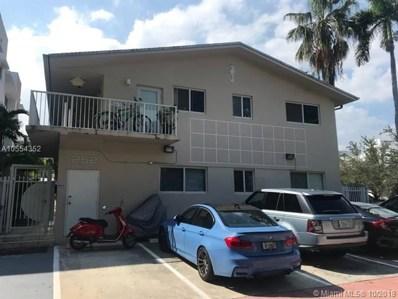 252 Jefferson Ave UNIT 6, Miami Beach, FL 33139 - MLS#: A10554352