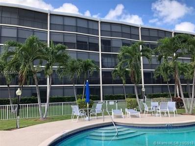 720 E Ocean Ave UNIT 404, Boynton Beach, FL 33435 - MLS#: A10554534