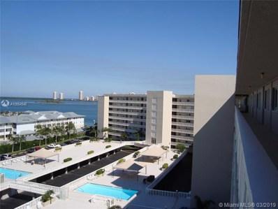 801 Lake Shore Dr UNIT 508, Lake Park, FL 33403 - MLS#: A10554548